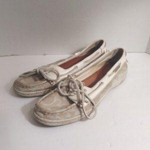 Women's Coach Shoes Size 8.5
